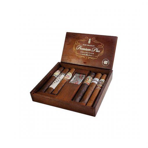 ALEC BRADLEY - Premium Plus Collection sampler 6lighter