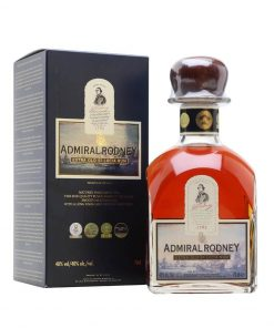 Admiral Rodney Extra Old Rum - 0,7l - 40% - Svätá Lucia