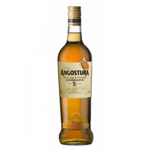 Angostura Gold 5YO – 0,7l – 40%