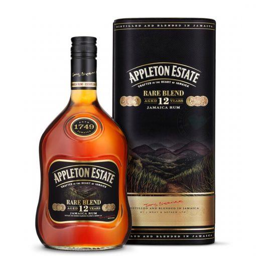 Appleton Estate Rare Blend 12YO – 0,7l – 43%