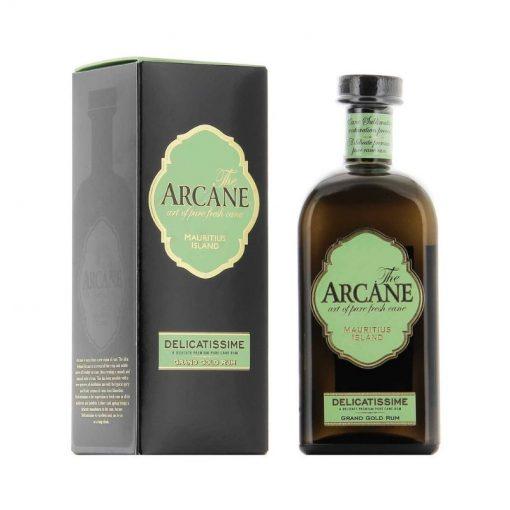 Arcane Delicatissime Grand Gold Rum