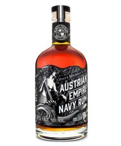 Austrian Empire Navy Rum Solera 21 ročný - 0,7l - 40%