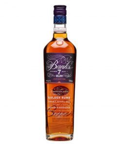 Banks Golden Rum 7YO – 0,7l – 43%
