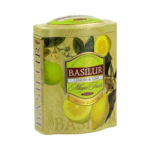 Basilur - Lemon & Lime