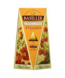 Čaj - Basilur - Malina & Šípka - 15x2g