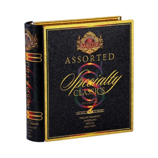 Basilur - Specialty kniha