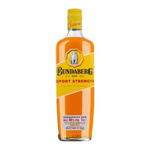 Bundaberg Export Strenght
