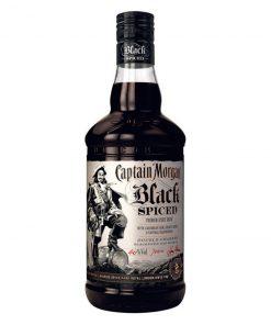 Captain Morgan Black Spiced – 1l – 40%