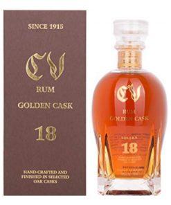 Carta Vieja Rum Golden Cask Solera 18 Anos – 0,7l – 40%