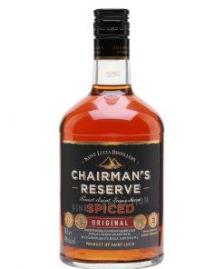Chairmans Reserve Spiced – 0,7l – 40% – Svätá Lucia
