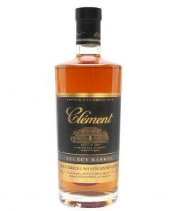 Clément Rhum Agricole Select Barrel – 0,7l – 40%