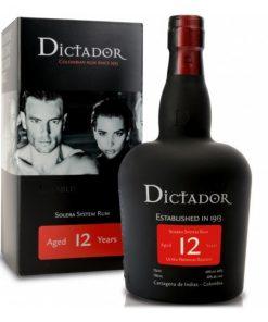 Dictador 12YO - 0,7l - 40%