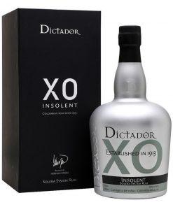 Dictador Insolent XO – 0,7l – 40%