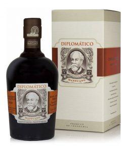 Diplomatico Mantuano + GB – 0,7l – 40%