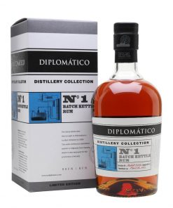 Diplomatico NO.1 Batch KettleI Distillery Collection – 0,7l – 47%