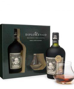 Diplomatico Reserva Exclusiva + 2 poháre – 12YO – 0,7l – 40%
