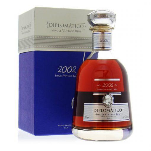 Diplomatico Single Vintage 2002 – 0,7l – 43%