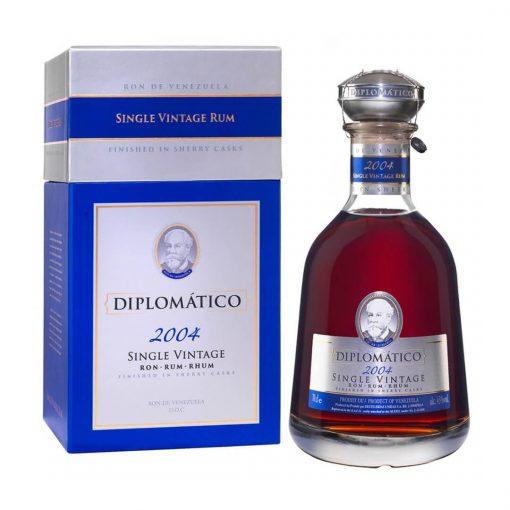 Diplomatico Single Vintage 2004 – 0,7l – 43%