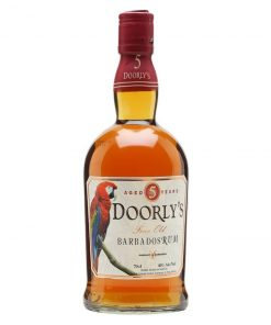 Doorly's 5YO – 0,7l – 40%