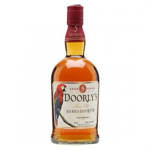 Doorly's 5YO – 0,7l – 40%
