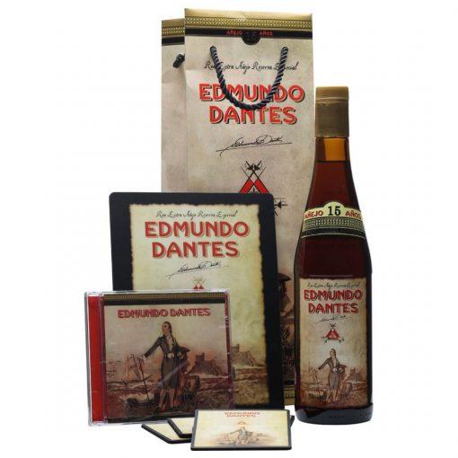 Edmundo Dantes 15YO Reserva – 0,7l – 40%
