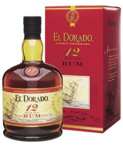 El Dorado – 12YO – 0,7l – 40%