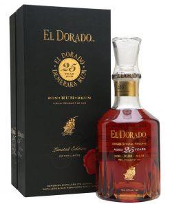 El Dorado 25YO Old Vintage – 0,7l – 43%