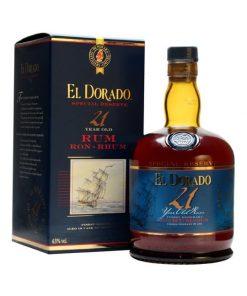 El Dorado Special Reserve – 21YO – 0,7l – 43%