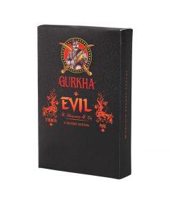 GURKHA EVIL ROBUSTO 4 pack