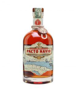Havana Club Pacto Navio – 0,7l – 40%