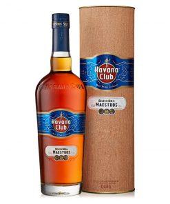 Havana Club Seleccion de Maestros – 0,7l – 45%