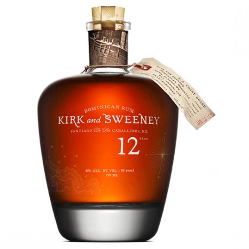Kirk and Sweeney 12YO – 0,75l – 40%