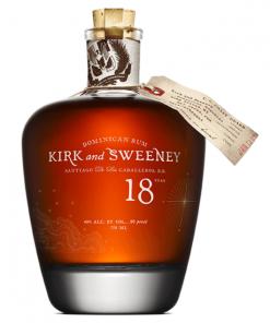 Kirk and Sweeney 18YO – 0,75l – 40%