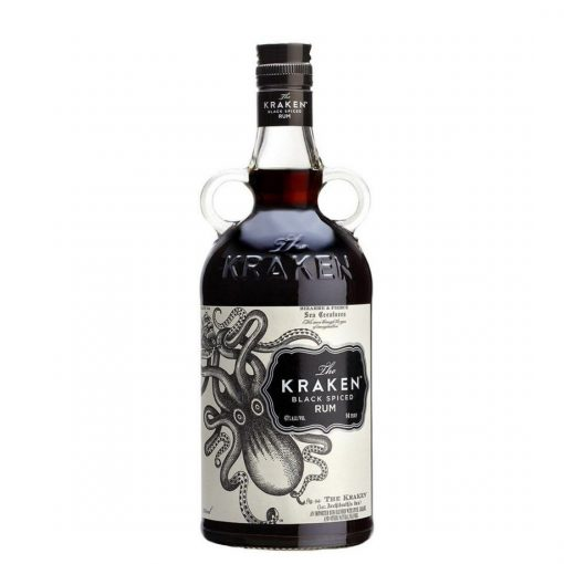 Kraken Black Spiced – 0,7l – 40%
