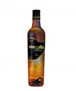 Macollo Black Rum – 12YO – 0,7l – 38%