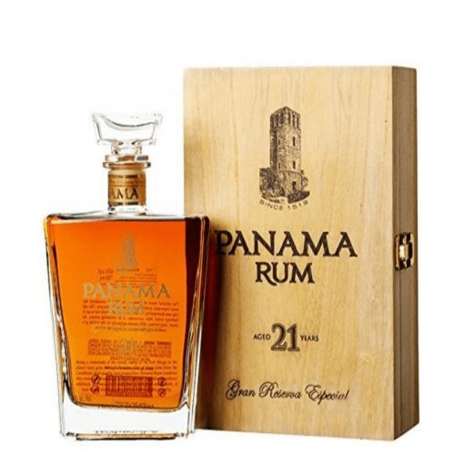 Panama Rum 21YO Gran Reserva Especial – 0,7l – 40%