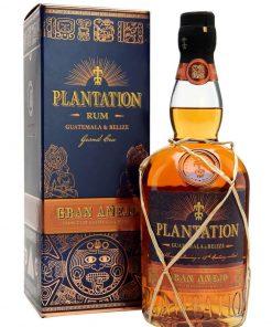 Plantation Gran Anejo Guatemala & Belize - 0,7l - 42%