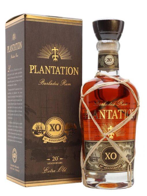 Plantation XO 20th Anniversary - 0,7l - 40%