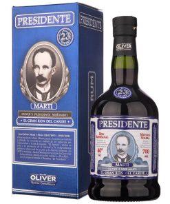 Presidente Marti 15YO - 0,7l - 40%