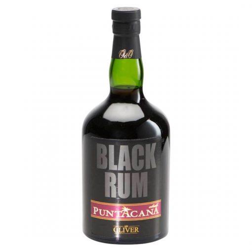 Puntacana Club Black Rum - 0,7l - 38%