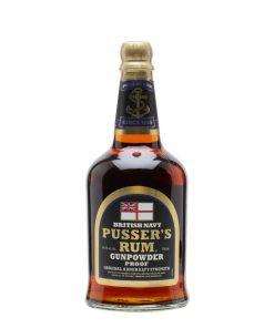 Pusser's Gunpowder Proof - 0,7l - 54,5%