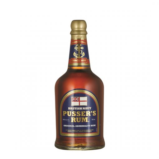 Pussers Original Admiralty Rum – 0,7l – 40%
