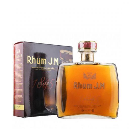 Rhum J.M Vieux Agricole Hors D'Age Cuvée 1845 – 0,7l – 42%