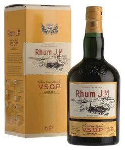 Rhum J.M Vieux Agricole VSOP – 0,7l – 43%