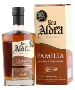 Ron Aldea Familia 15YO – 0,7l – 40%