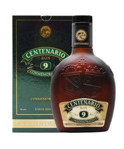 Ron Centenario Conmemorativo – 9YO – 0,7l – 40% – Kostarika