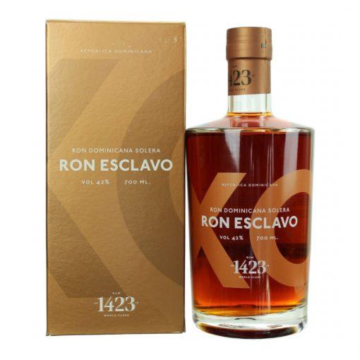 Ron Esclavo Solera Rum XO – 23YO – 0,7l – 42%
