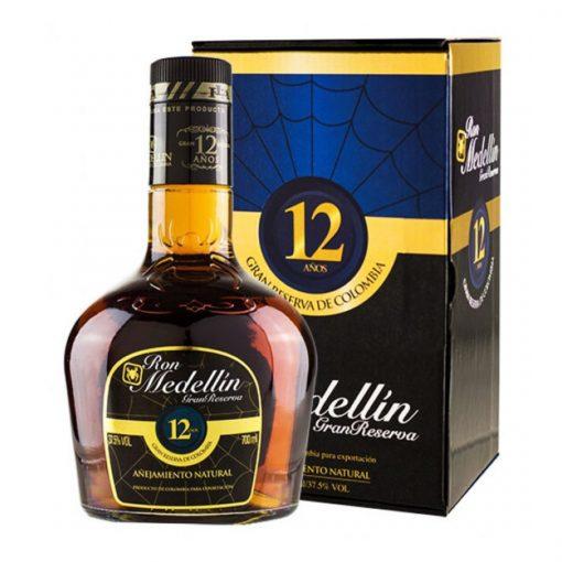Ron Medellín Gran Reserva – 12YO – 0,7l – 37,5%