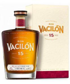 Ron Vacilón 15YO – 0,7l – 40%