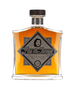 Ron de Jeremy XXXO 26YO Single Batch - 0,7l - 43% - Panama